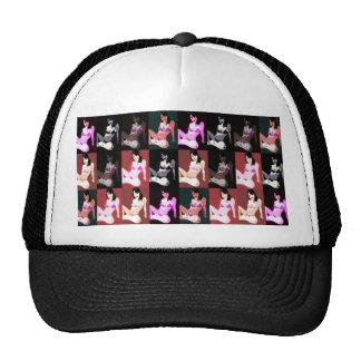 LivingDoll 7 Collage Trucker Hat