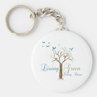 LivingGreen Key Chains