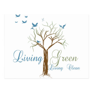 LivingGreen Post Cards