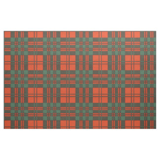 Livingston clan Plaid Scottish tartan Fabric