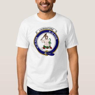 Livingstone Clan Badge Shirt
