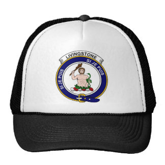 Livingstone Clan Badge Trucker Hat