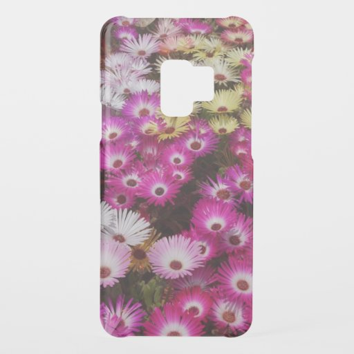 Livingstone Pink Daisies Uncommon Samsung Galaxy S9 Case