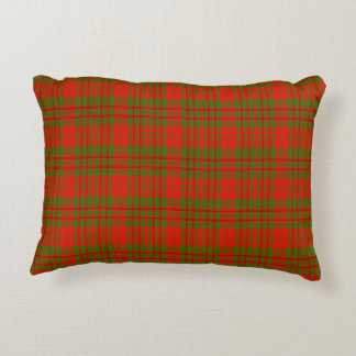Livingstone Scottish Tartan Pillow