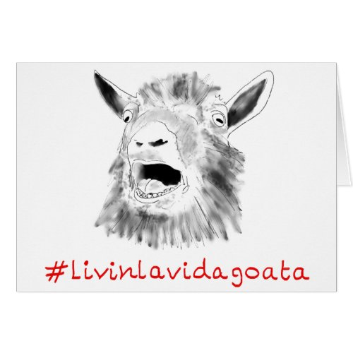 #LivinLaVidaGoata