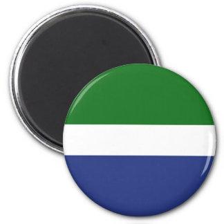 Livonia people ethnic flag fridge magnet