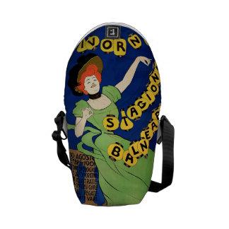 Livorno Stagione Balneare Courier Bag