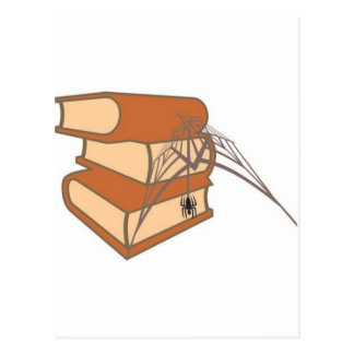 Livro usar com teia de aranha de para del é de tarjetas postales