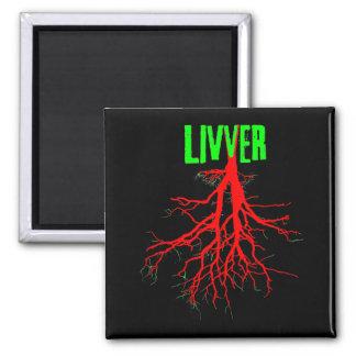 LIVVER magnet