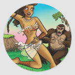 Livvy Rae Savage Beauty Stickers