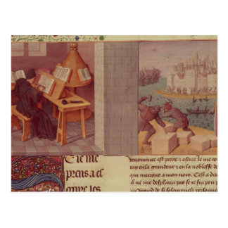 Livy  Writing and the Foundation of Rome Postcard