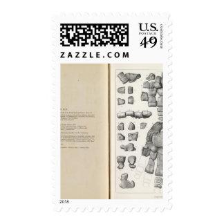 LIX Coryphodon No II Postage