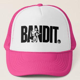 2df9e4a931d7 LixBMX  Bandit  vintage BMX trucker hat (pink)