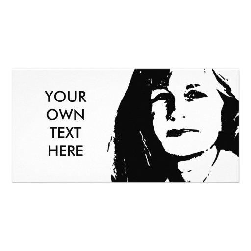 Liz Cheney Picture Card