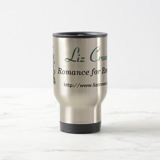 Liz Crowe - R4RL - Travel Mug