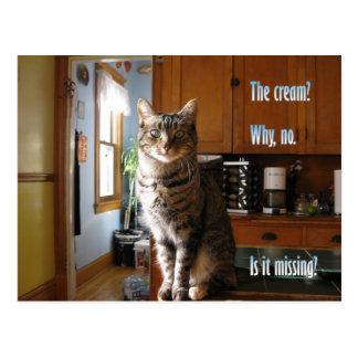 Liza Bean Bitey (TM) Postcard 1