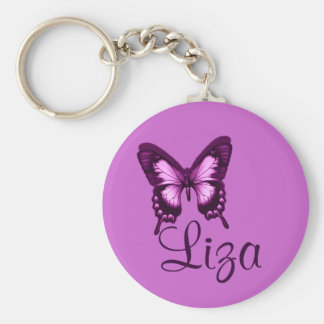 Liza Customizable Keychain
