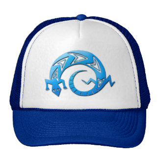 lizard19 trucker hat