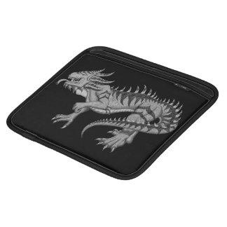 Lizard Beast iPad Sleeve
