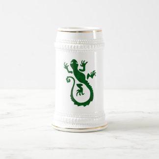 Lizard Beer Stein