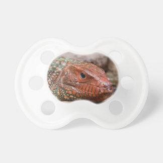 Lizard BooginHead Pacifier