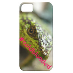 Lizard #coldblooded iPhone 5/5S Case