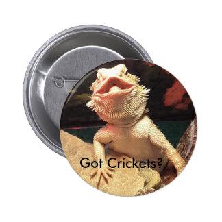 Lizard/Cricket Button