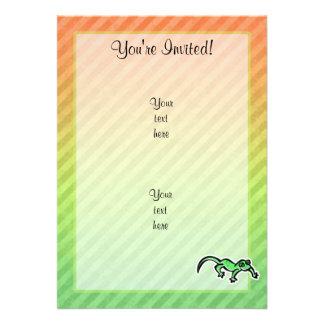 Lizard Custom Invites