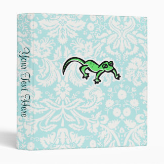 Lizard; Cute 3 Ring Binder