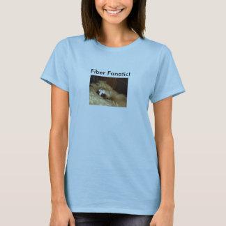 lizard, Fiber Fanatic! T-Shirt
