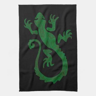 Lizard Hand Towel