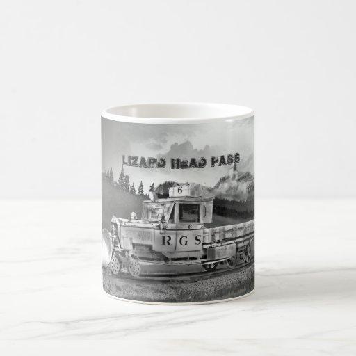 Lizard Head Pass RGS #6 Work Goose Coffee Mug