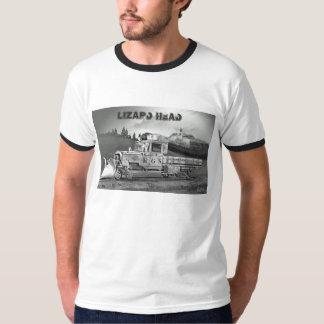 Lizard Head Railfan Men's T-shirt