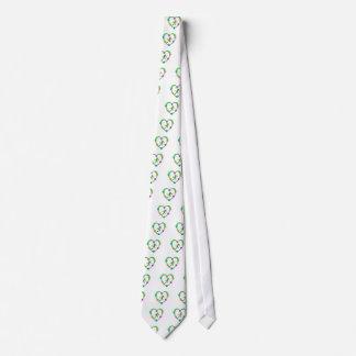 Lizard Heart Tie