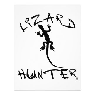 Lizard Hunter for Dogs and Pet Lovers Flyer