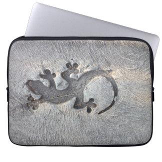 Lizard Impression - Laptop Sleeve