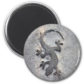 Lizard Impression - Magnet