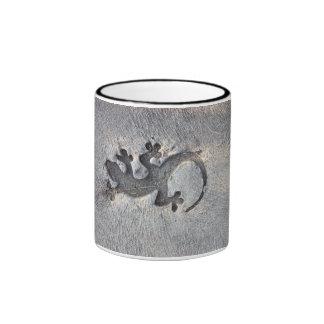Lizard Impression - Mug