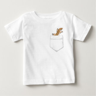 Lizard In Your Pocket Baby T-Shirt