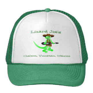 Lizard Joe's Hat