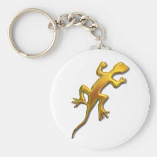Lizard Keychain
