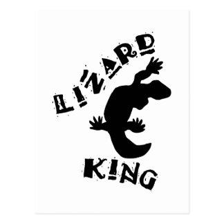 Lizard King Postcard