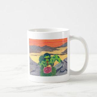 Lizard Man Coffee Mug