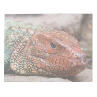 Lizard Note Pad