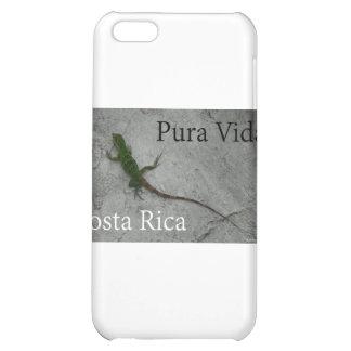 Lizard on Wall Costa Rica Pura Vida iPhone 5C Covers