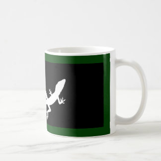 Lizard Outline Mug