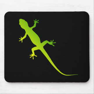Lizard pad mouse pads
