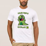 Lizard People for Hillary T-Shirt