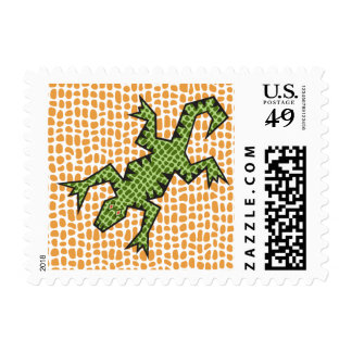 Lizard Postage