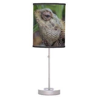 Lizard Reptile Nature Photography Desk Lamp
